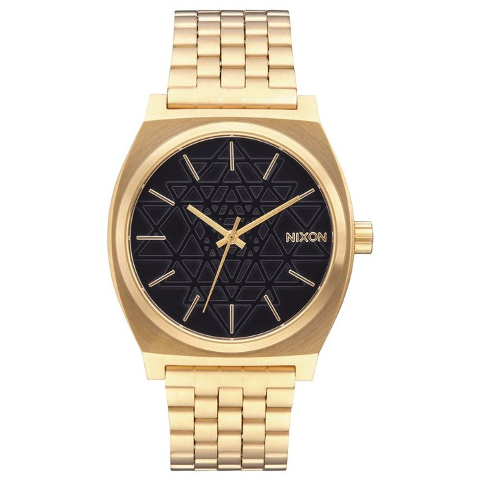 Nixon - Time Teller Gold/Black/Stamped