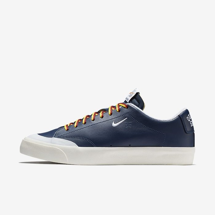 NIKE - Zoom Blazer Low  X Quarter Snacks