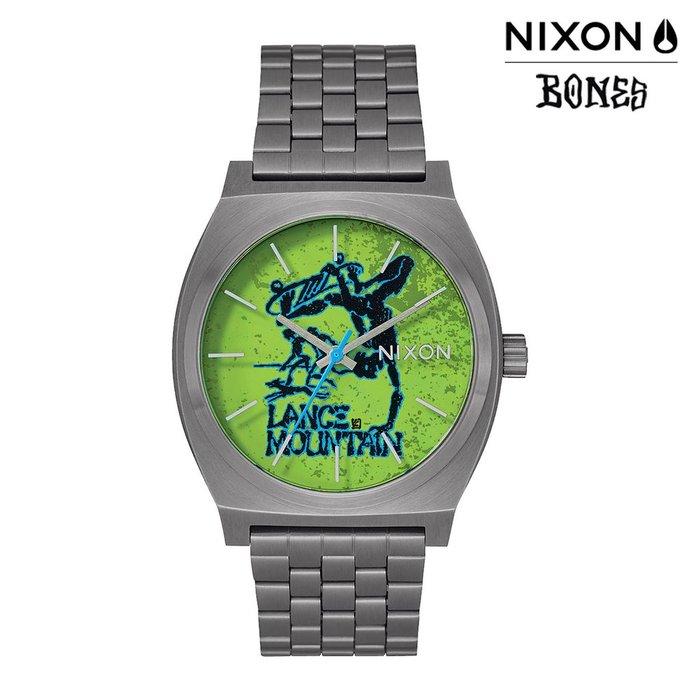 Nixon - Bones Brigade Lance Mountain