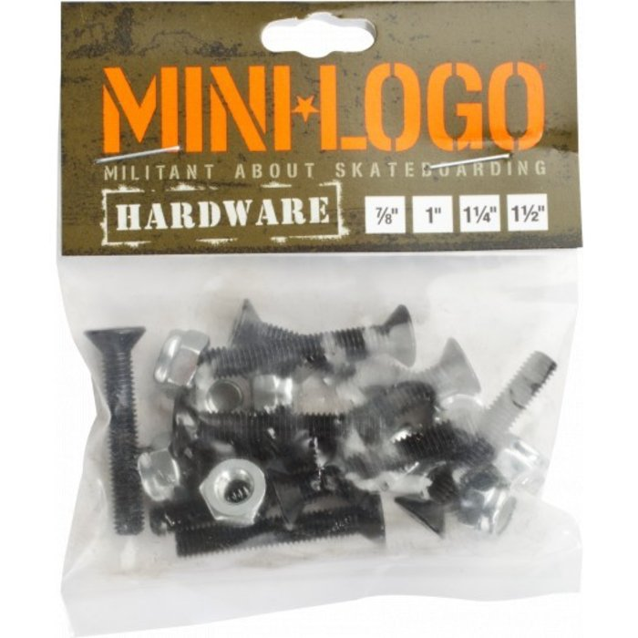 Mini Logo - Hardware- assorted size