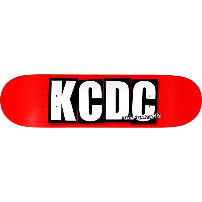KCDC x BAKER - Logo Deck