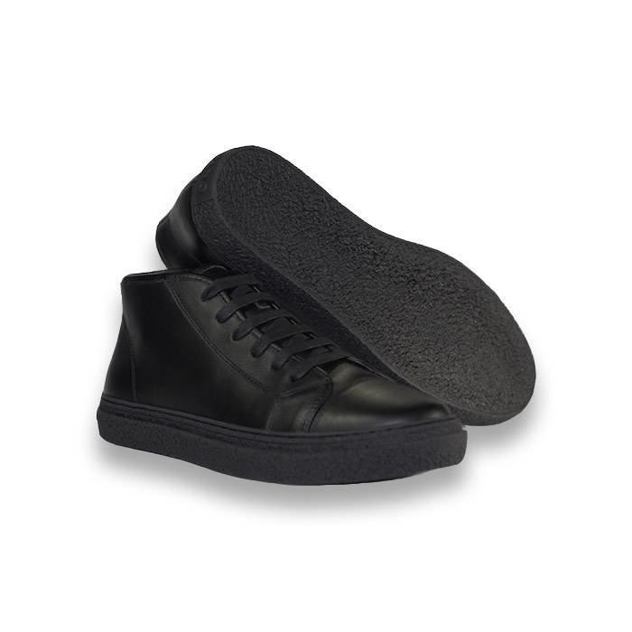 ONTO - Koji Black Leather