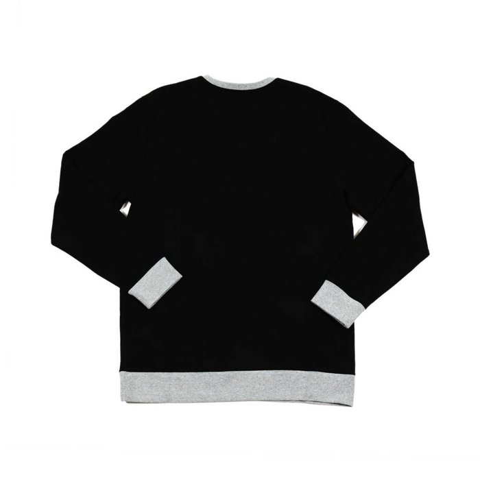 GC Contrast Crew Neck Long Sleeve