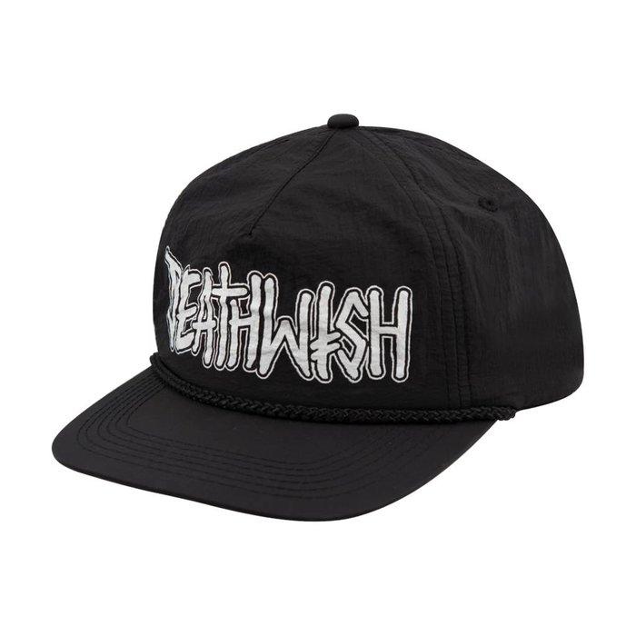 DEATHWISH - Deathspray Outline BL Snapback