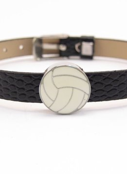 Sliding Charm Volleyball