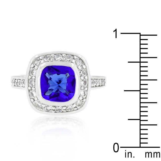 Sapphire Classic Ring