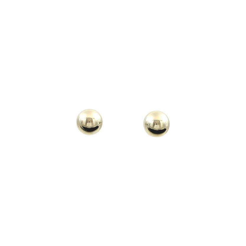 6 mm Gold Ball Stud