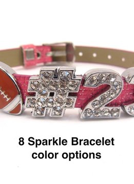***First select bracelet SIZE then select bracelet COLOR***