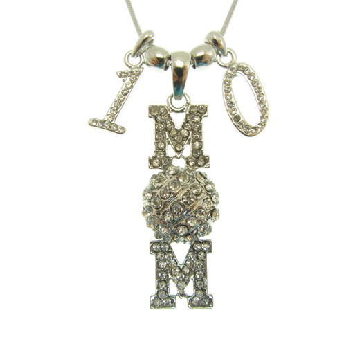 Volleyball Mom Necklace