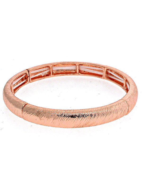 Rose Gold Stretchy Bracelet