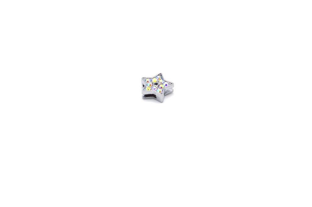 Rainbow Star Charm