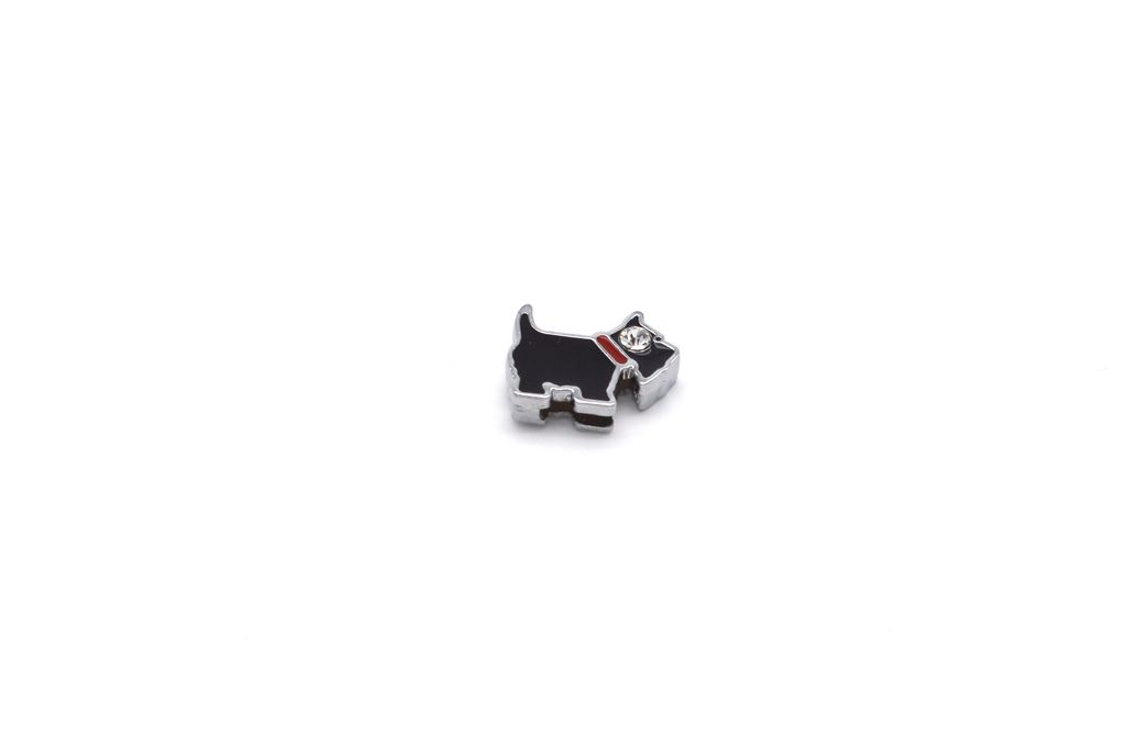 Black Dog Charm