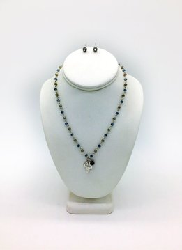Faith Bead Necklace