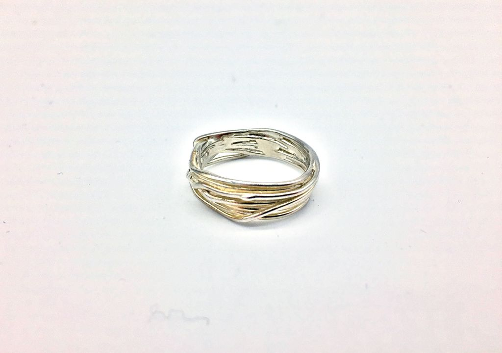 Gold Hawaiian Ring