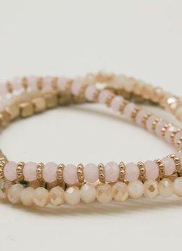 Stretch Beaded Necklace/Bracelet