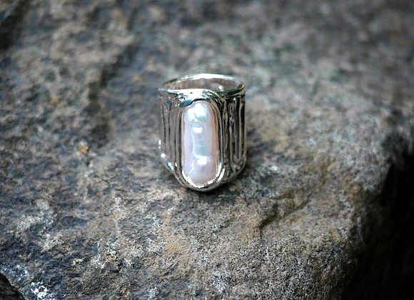 Sterling Silver Maui Ring-8