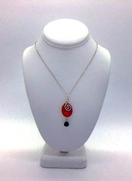 "Something Charming 18"" Stone Necklace"