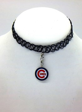 Official Cubs Choker Necklace