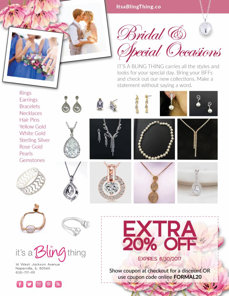 Bridal and Special Occasions