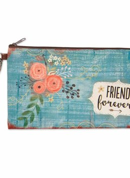 Friends Forever Zippered Bag