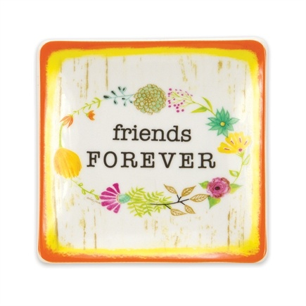 Friends Forever Trinket Tray