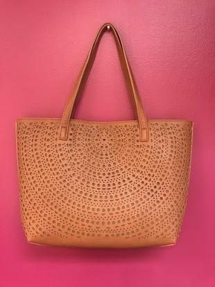 Super Cute Brown Bag