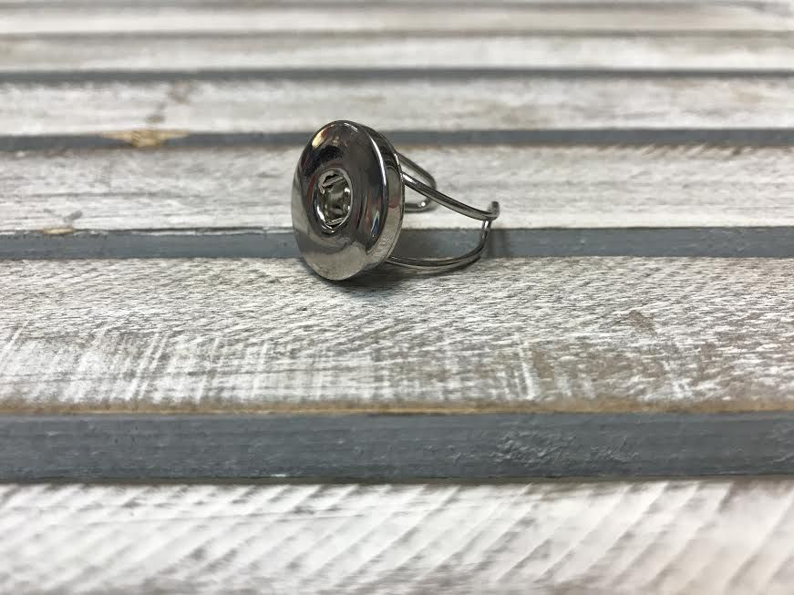 Silver Snap Ring