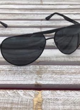 Polarized Aviator Sunglasses Black