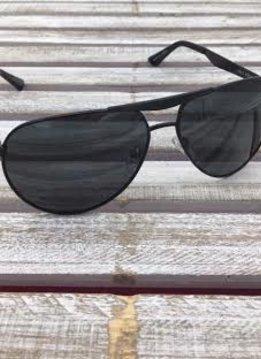 Polarized Aviator Sunglasses Black