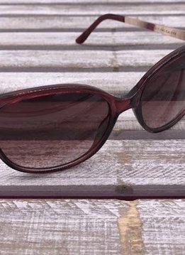Classic Red Sunglasses
