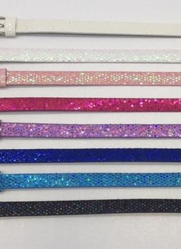 Sequined Sliding Charm Band