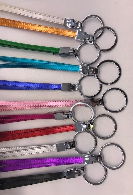 Sliding Charm Lanyard Band