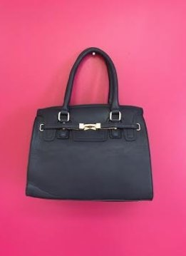 Deep Sea Black 2 in 1 Designer Tote Bag