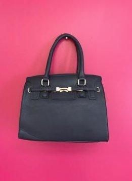 Deep Sea Black 2 in 1 Designer Tote Bag