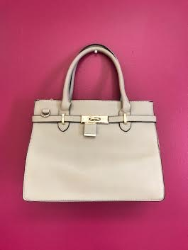 Rose Pink 2 in 1 Designer Tote Bag