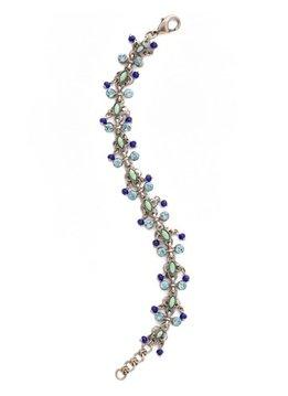 Sorrelli Silver Bracelet Ultramarine