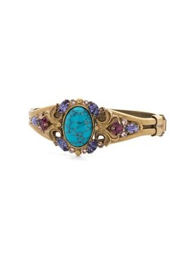 Sorrelli Gold Bracelet Jewel Tone