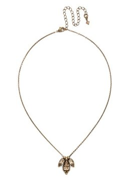 Sorrelli Gold Necklace Neutral Territory
