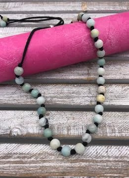 Amazonite Adjustable Necklace