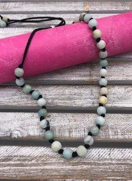 Amazonite Adjustable Necklace