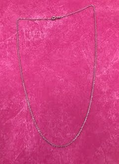 Sterling Silver 16 inch Necklace Chain