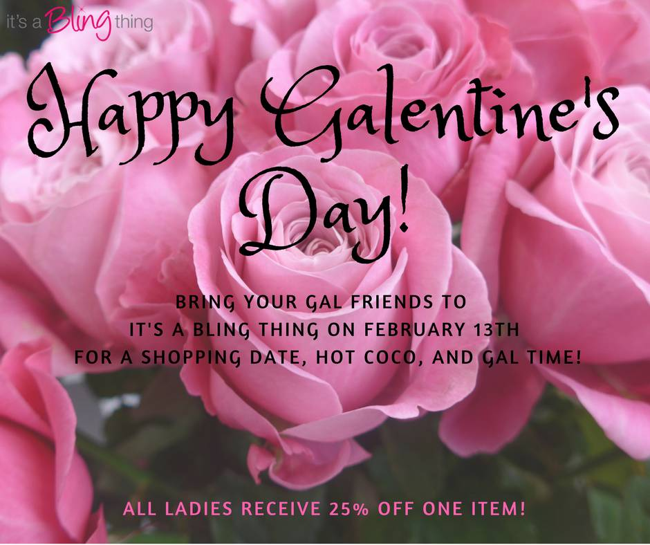 Galentine's Day Event!