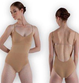 Bloch Bloch (L3137-S/M)- Nude Suit