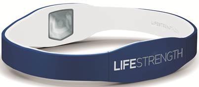 Lifestrength Lifestrength Pure Series WristBands-Blu, XS