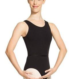 Mondor Mondor-1645-Bodysuit-12-14-BLK