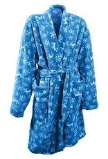 Sportees Sportees 4 Way Stretch 200 Weight Fleece Bathrobe