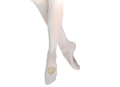 Bloch Bloch Tights- CHILD'S ADAPT-A-TOE