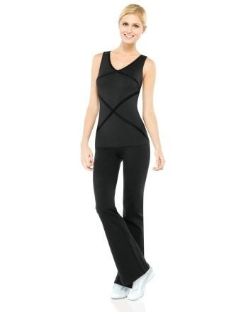 Spanx Spanx-1214-Hourglass-Racer-Back-S