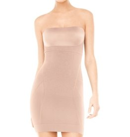 Spanx Spanx(1059-Gold-XL)Strapless Full Slip