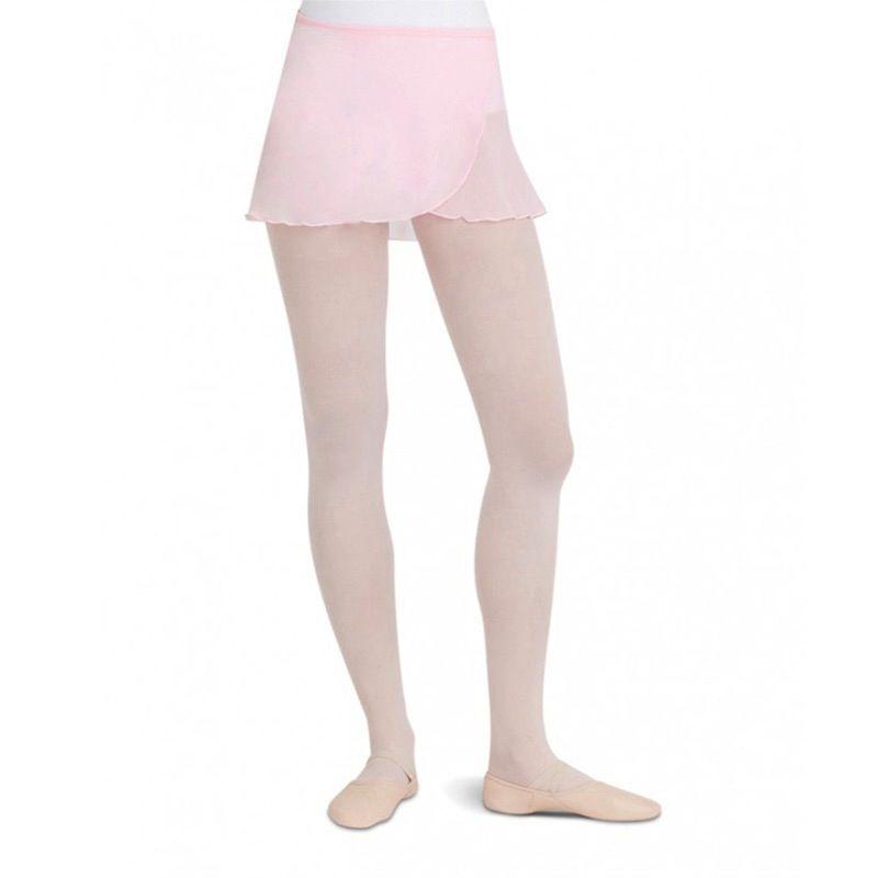 Capezio Capezio-CC130C-Child's Chiffon Wrap Skirt